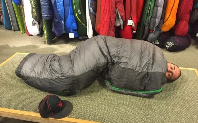 Igneo Sleeping Bag & Women's Version Joule