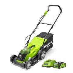 40v 35cm Lawn Mower