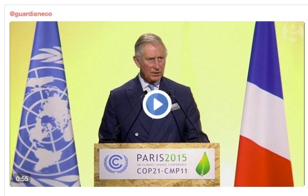 Prince Charles: Governments Must Scrap Fossil Fuel Subsidies Fossil fuel subsides totaling $500 billion globally must be scrapped to prevent catastrophic climate change, the Prince of...