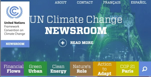 United Nations Climate Change NEWSROOM