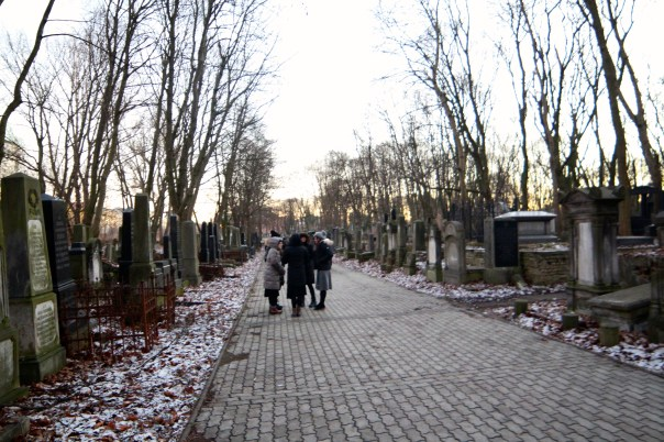 Warsaw Cemetery