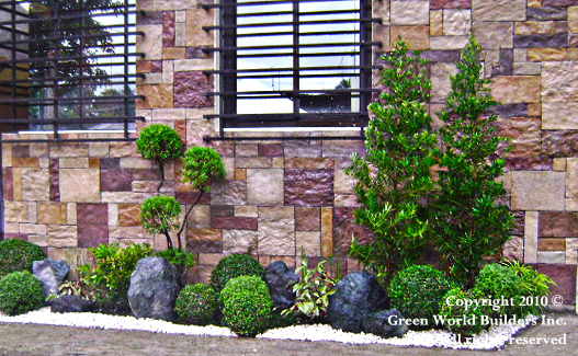 landscaping services green world
