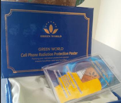 Mobile Phone Anti-radiation Protection sticker