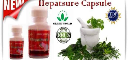 Green World HepatSure Capsule