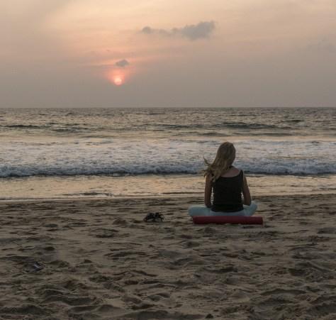 Är meditation religion