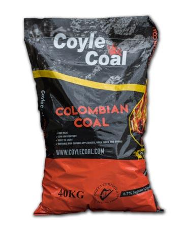 Coyle Colombian Coal 50kg