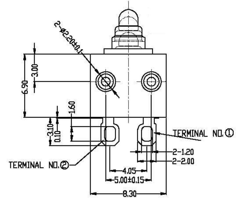 Wiring Diagram For Snap Action Switch Push Button Wiring