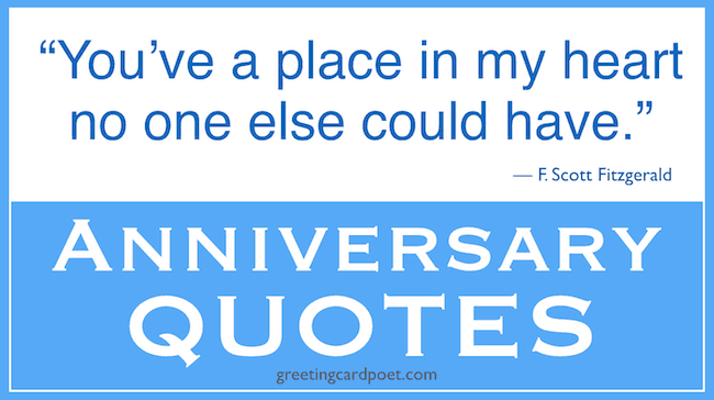 best anniversary quotes and