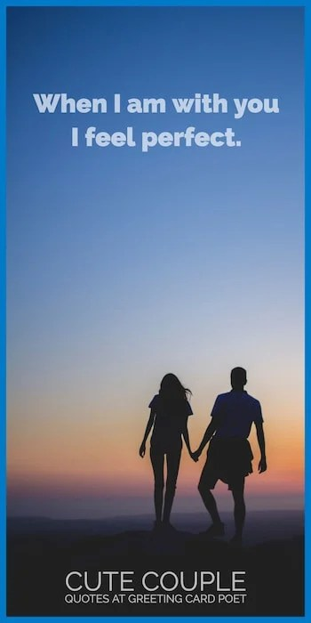 37 cute couple quotes