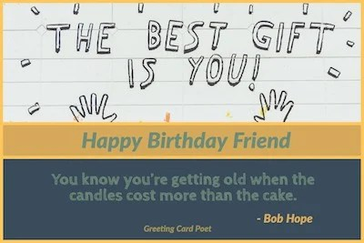 happy birthday friend messages