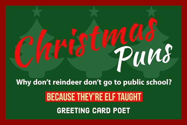 christmas puns to make