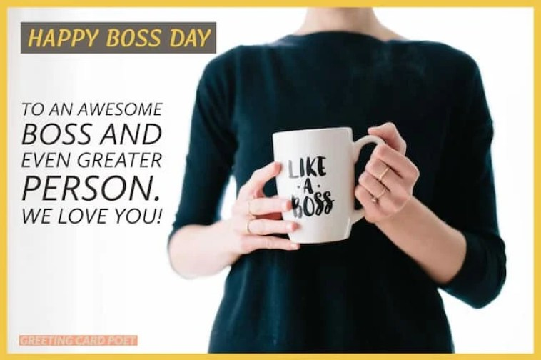 57 Happy Boss Day Messages To Make Your Manager Smile