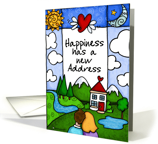 Congratulations On Your New Home Card 113994