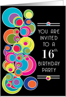 16th birthday invitations from greeting