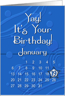 pic January Birthday Images january birthday cards from greeting