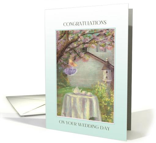 wedding congratulations son