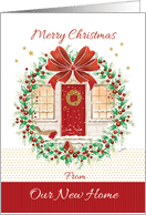 New Address Christmas Cards From Greeting Card Universe