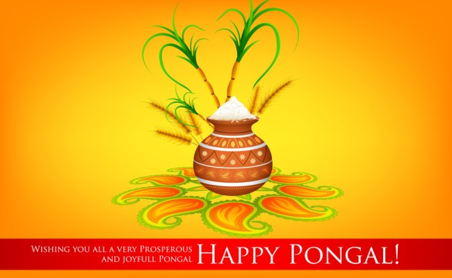 Happy Pongal 2018 Images Hd Wallpapers Photos Free Download