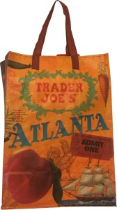 Trader Joe's Reusable Bag – Atlanta