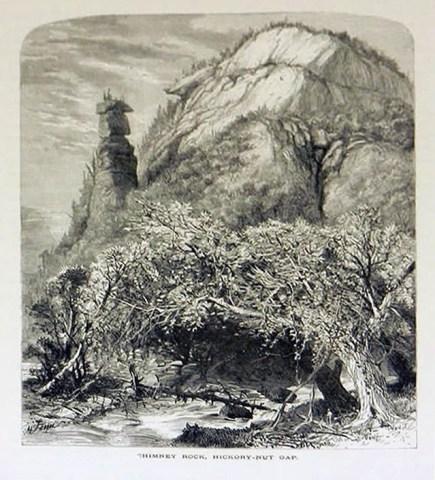 Chimney Rock 1874