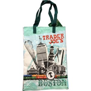 Trader Joe's Massachusetts Bag - Front