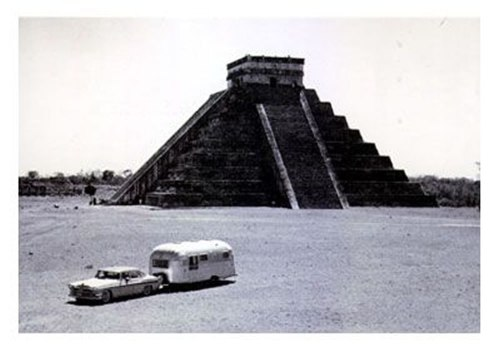 Chichén Itzá - The Pyramids of America – Greetings from the Past