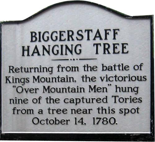 Biggerstaff Hanging Tree
