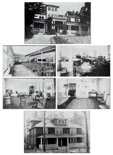 Photos from The Sapphire, the Fassifern 1921 Yearbook