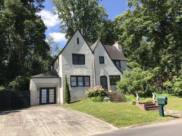 G. Florence Boyle House, Druid Hills, Hendersonville, NC