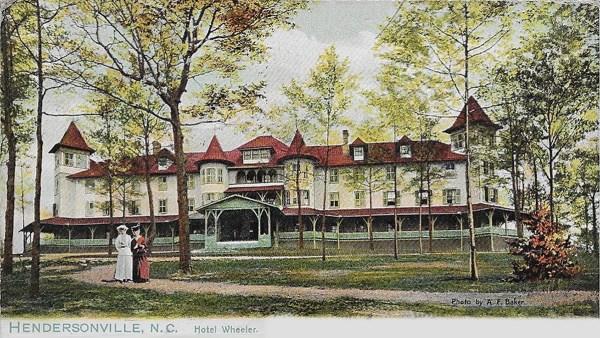 Hotel Wheeler – Hendersonville, NC - Hotel Wheeler – Hendersonville, NC