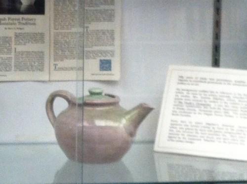 Pisgah Forest Pottery Tea Pot