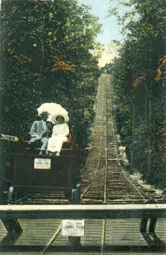 Swiss Cog Railroad, Laurel Park, Hendersonville, NC