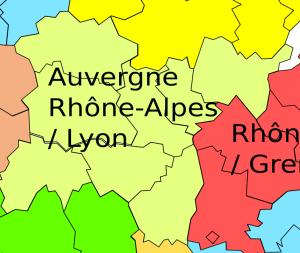 Auvergne-Rhone-Alpes / Lyon