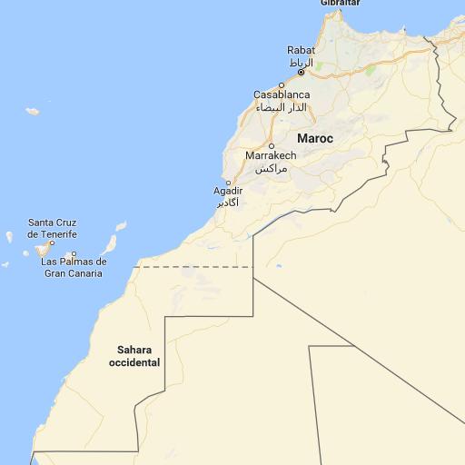 Une mission au Maroc par Alain Gournay (novembre 2017)