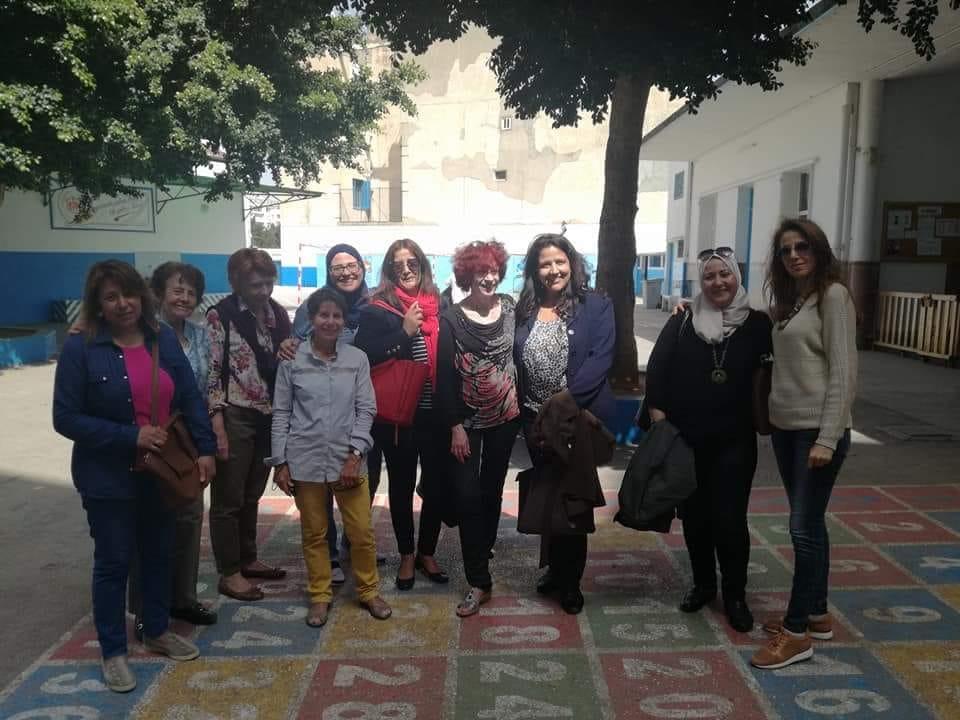 Retour d'une mission en Tunisie