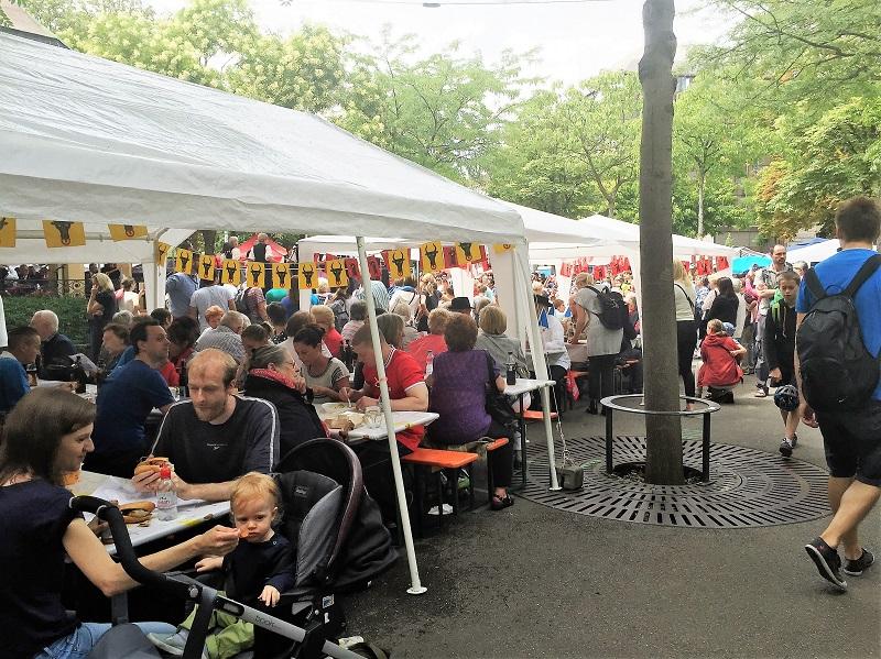 Der erste August - Swiss National Day celebrations