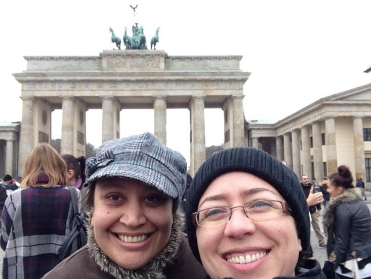 Brandendurg Gate, Berlin