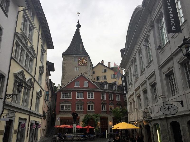 Theater Neumarkt in Zurich Old Town, Neumarkt