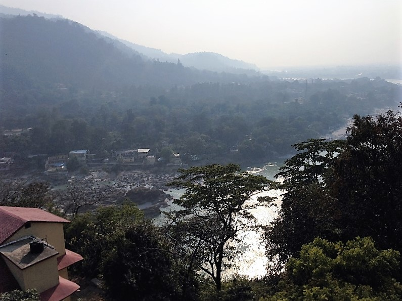 Gorgeous Ganges in Rishikesh Valley