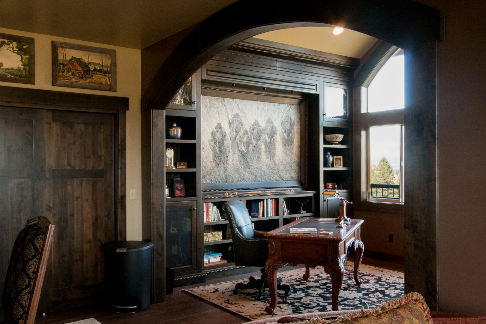 Montana Custom Home Builder Award Winning Greg Bain