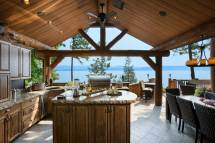 Flathead Lake Builders Retreat Project