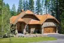 Rustic Montana Home Builders
