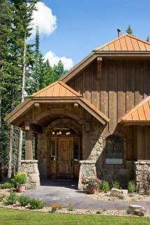 Rustic Custom Home Builders