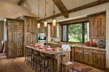 Rustic Elegance Kitchen