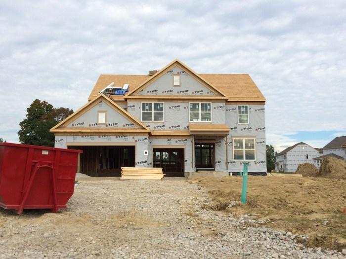 House Progress 9.28.2014