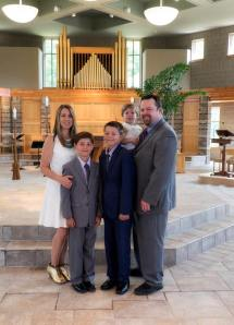 Crew's First Communion (3)