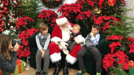 Boys With Santa 2014 (2)