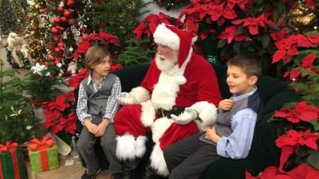 Boys With Santa 2014 (4)