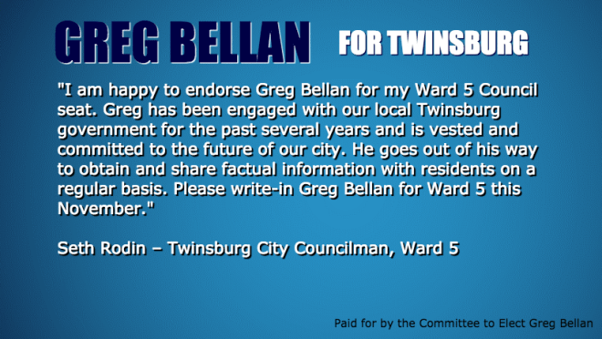 Greg Bellan Seth Rodin Endorsement