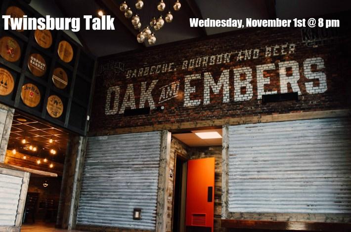 Oak and Embers Twinsburg Talk